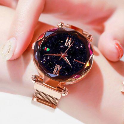 часовник с магнитно закопчаване