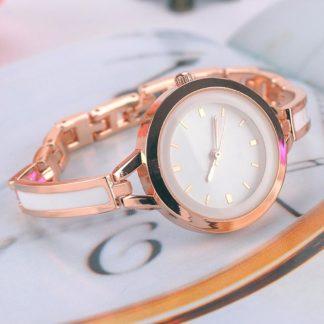 Дамски Часовник Розово Злато
