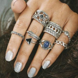 сет пръстени