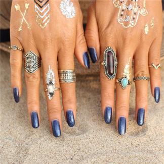 комплект пръстени